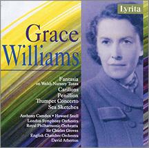 Grace Williams: Fantasia on Welsh Nursery Tunes, Sea Sketches