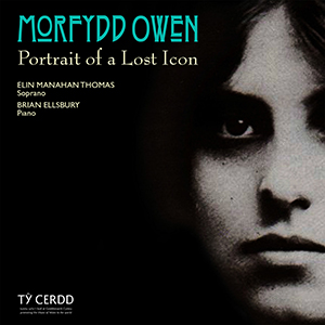 Morfydd Owen - POLI CD cover